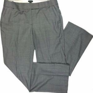 J.Crew 12 Favorite Fit 100%  Wool Dress Pants